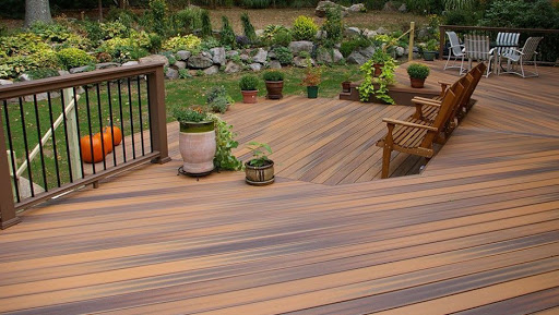The Four Types of Decking