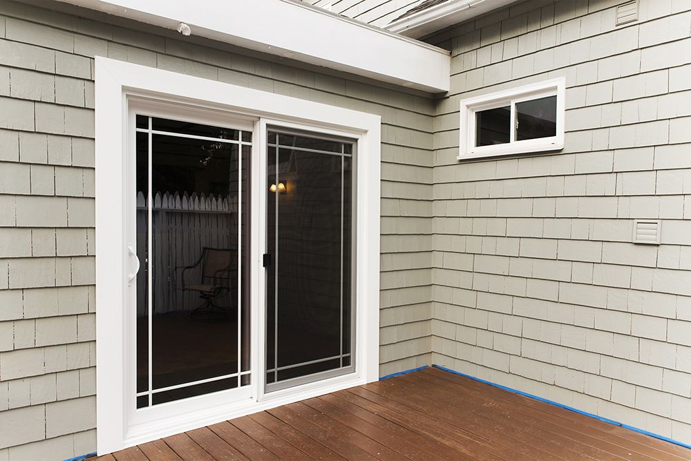 French doors are not your only option.